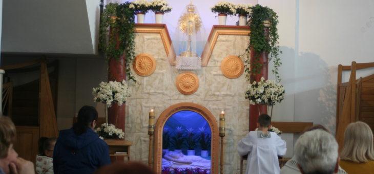 Triduum Paschalne w parafii św. J. S. Pelczara