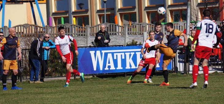 Korona Rzeszów wygrała mecz na szczycie tabeli