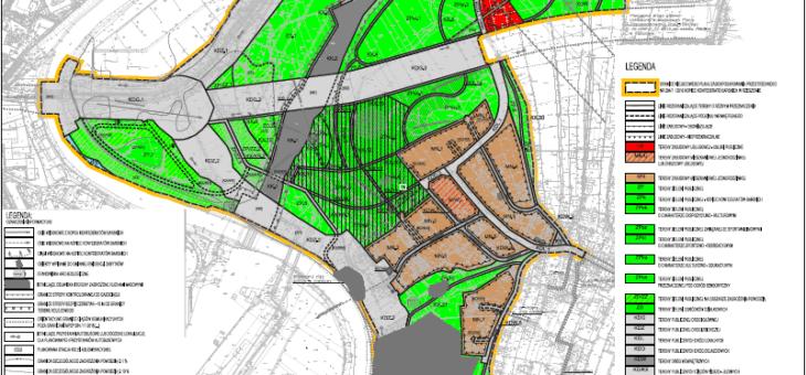 Projekt nowego Planu Miejscowego dla Pobitna