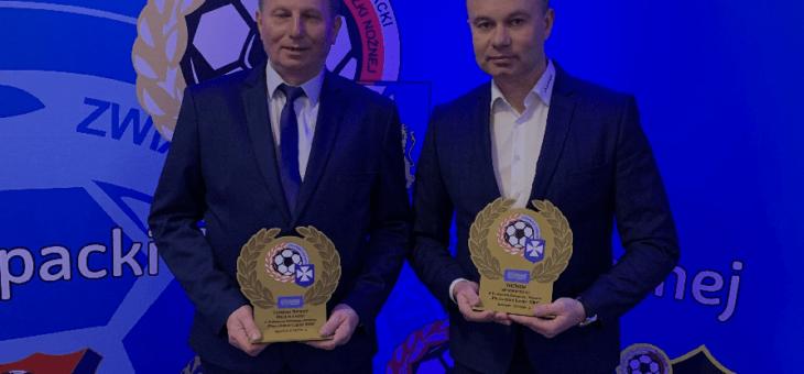 Tadeusz Świgoń Działaczem Piłkarskim Roku