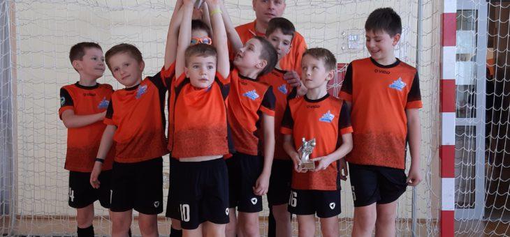 """PKS Calasanz Rzeszów wygrywa turniej """"Stal Łańcut Cup U 10"""""""
