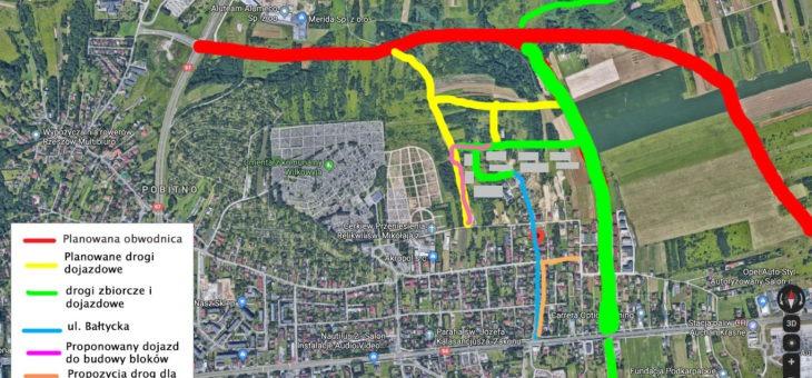 Przyśpieszona budowa obwodnicy Pobitno-Wilkowyja przez Krasne etap I już w 2020r.