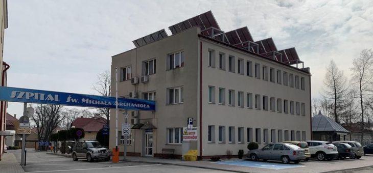 """Podsumowanie akcji """"Micha dla medyka Łańcut""""."""