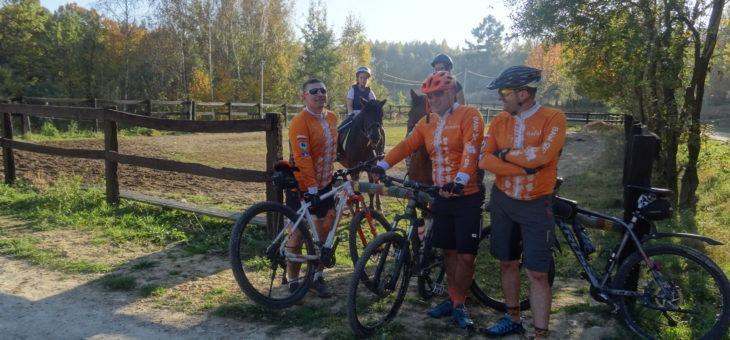 """""""Baw się rowerem"""" z I.G.A Team"""