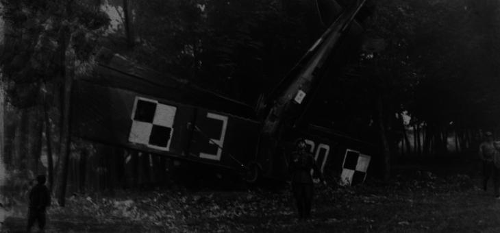 Katastrofa lotnicza na Pobitnym